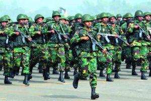 বিভিন্ন পদে ৪৪৪ জন নিয়োগ দেবে বাংলাদেশ সেনাবাহিনী