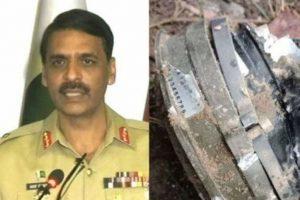 ধাওয়া খেয়ে পালিয়েছে ভারতীয় বিমান: পাকিস্তান সেনাবাহিনী