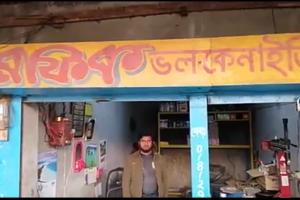 চৌদ্দগ্রামে ফিল্মি কায়দায় দোকান চুরি, আতঙ্কে ব্যবসায়ীরা