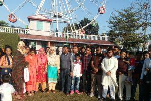 """বর্ণাঢ্য আয়োজনে চৌদ্দগ্রাম """" মিয়াবাজার মেধাবিকাশ ইংলিশ লার্নিং স্কুল এন্ড কলেজ"""" র বার্ষিক শিক্ষাসফর অনুষ্ঠিত"""