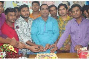 চৌদ্দগ্রাম নালঘরে ছাত্রলীগ নেতা এনাম মজুমদারের উদ্যোগে প্রধানমন্ত্রীর জন্মদিন পালন