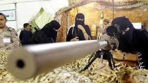 সৌদি আরবের সেনাবাহিনীতে যোগ দিচ্ছেন নারীরা!