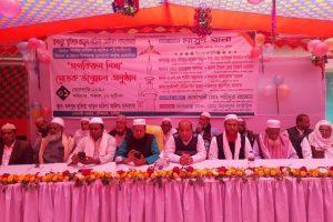 চৌদ্দগ্রামে তাপকিরুন নিসা'র মোড়ক উম্মোচন ও মিলাদ-দোয়া অনুষ্ঠিত